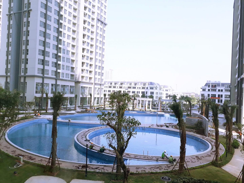 Bể bơi là một tiện ích đặc biệt trong các dự án của Vinhomes
