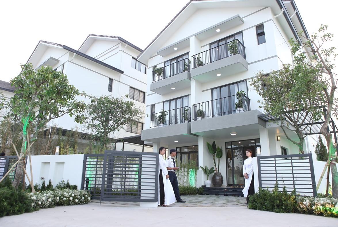 Cập nhập thông tin Biệt thự Vinhomes Wonder Park Đan Phượng tại Hà Nội