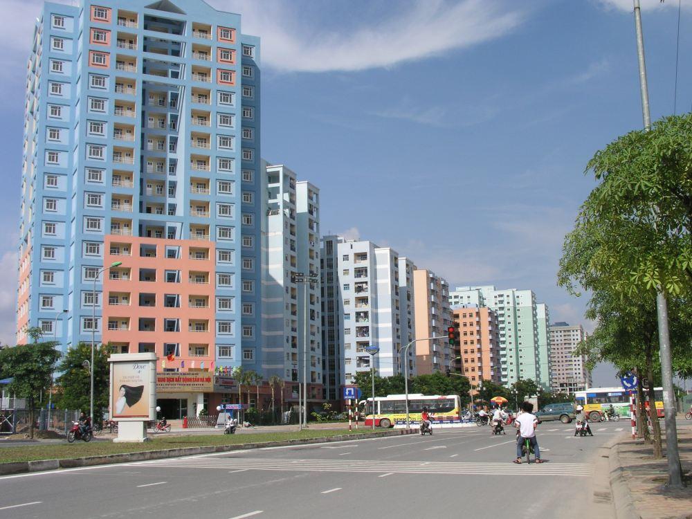 Hình minh họa: các chung cư sắp mở bán tại Hà Nội
