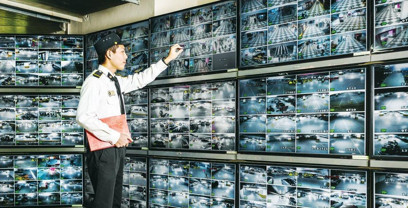Hẹ thống bảo vệ an ninh tại dự án Vinhomes Đan Phượng