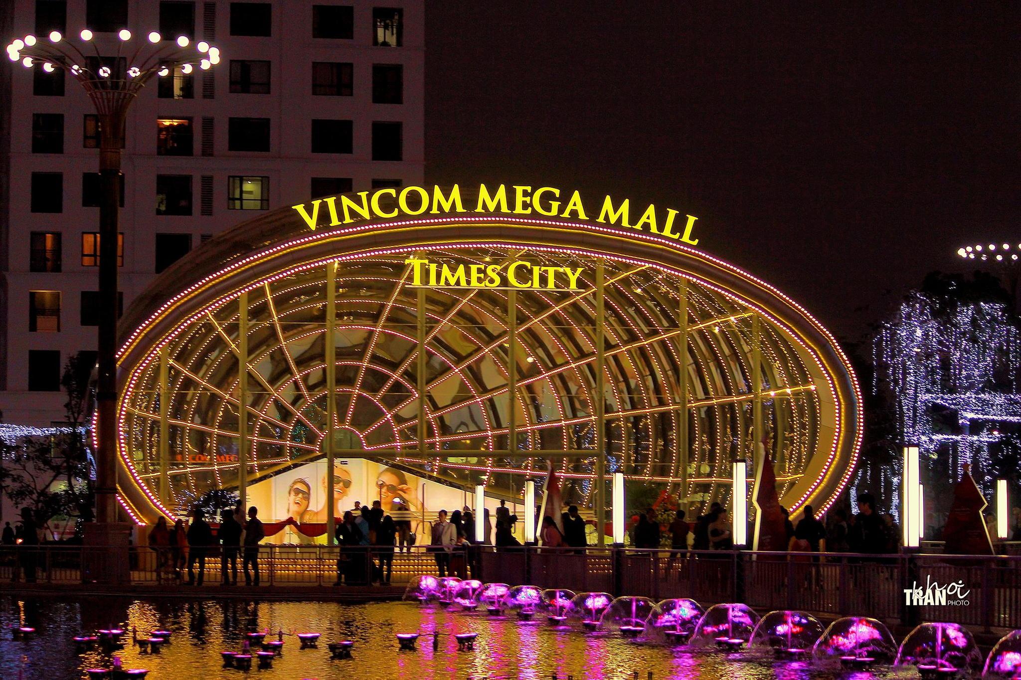 Mở bán chung cư Hà Nội Times City