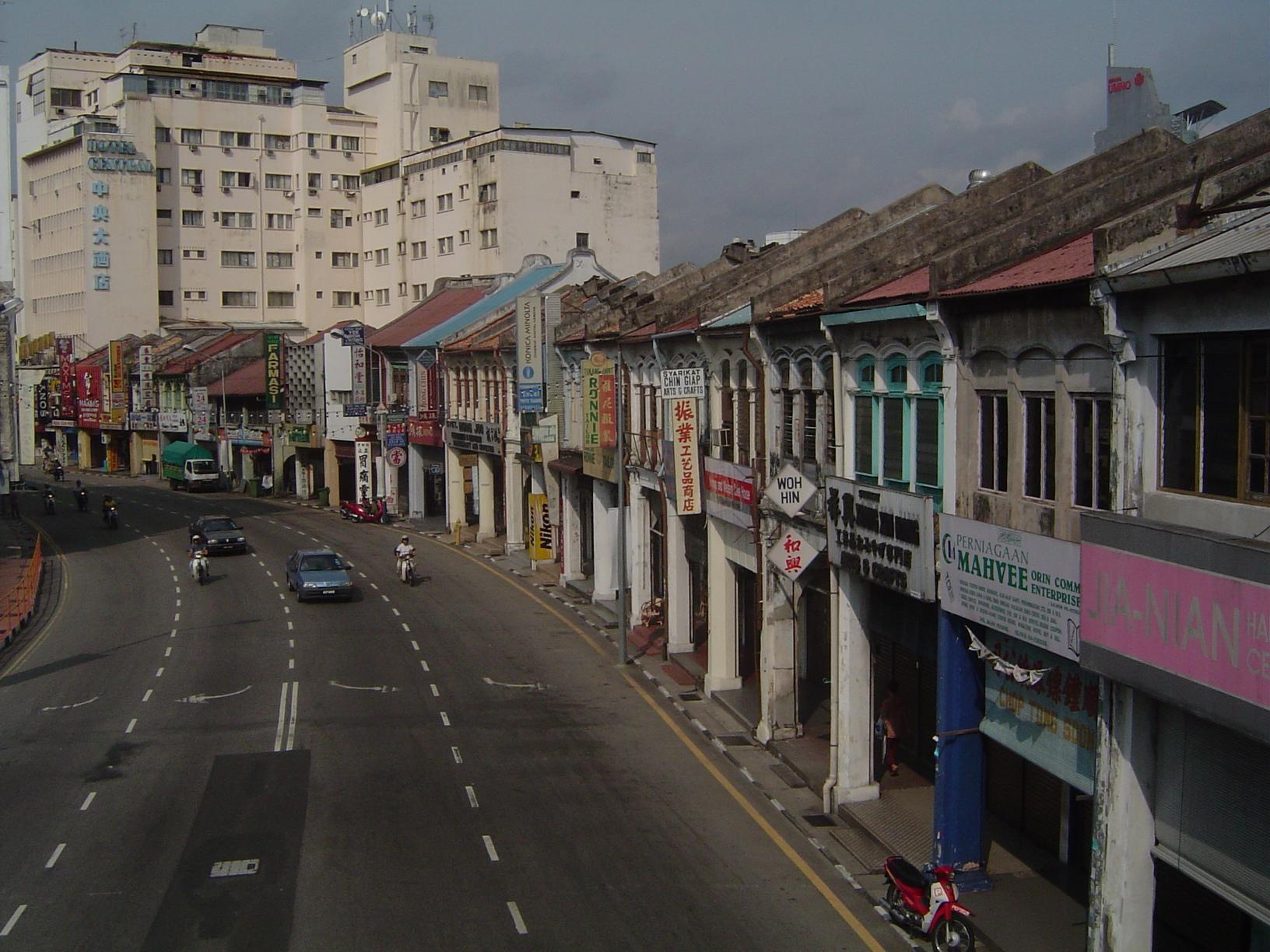 Shophouse đã có từ lâu tuy nhiên mới được phát triển mạnh ở nước ta (hình minh hoạ)