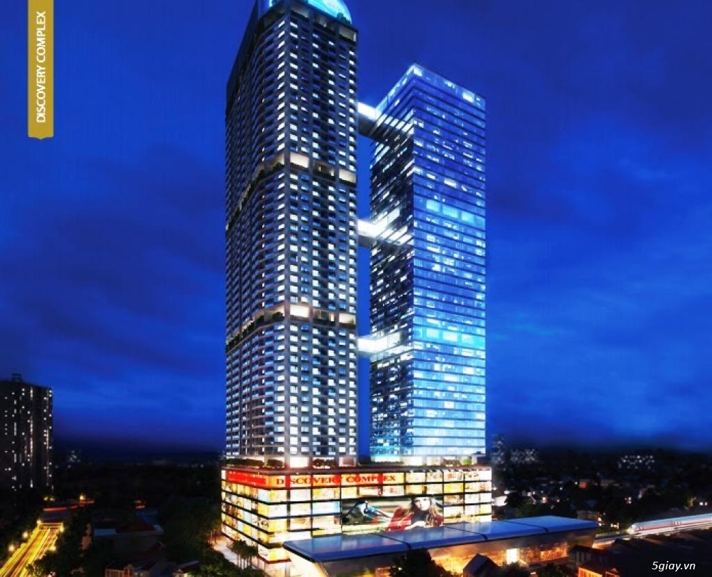 Discovery Complex A- một trong những tòa nhà cao tầng nhất tại Hà Nội