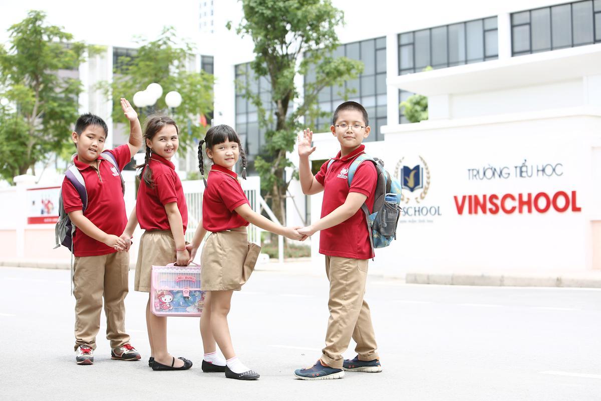 Tại Vinschool các em sẽ được phát triển toàn diện nhất. (hình ảnh minh hoạ)