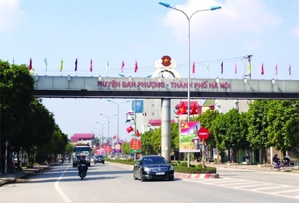 Các dự án BĐS mới nhất tại huyện Đan Phượng, Hà Nội