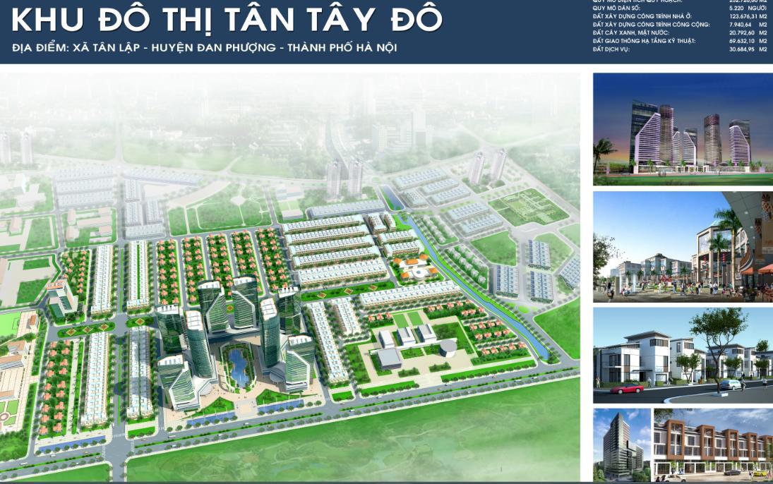 Khu đô thị Tân Tây Đô