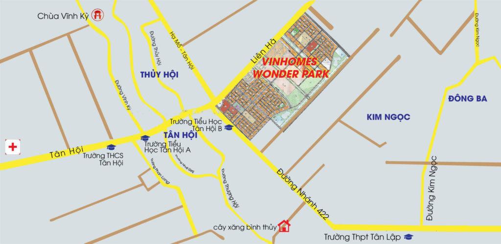 Tiêu chuẩn quy hoạch xây dựng khu đô thị Vinhomes Đan Phượng